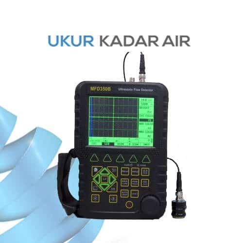 Ultrasonic Flaw Detector seri MFD350B