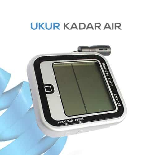 Humidity Meter di lengkapi dengan Alarm AMT-123