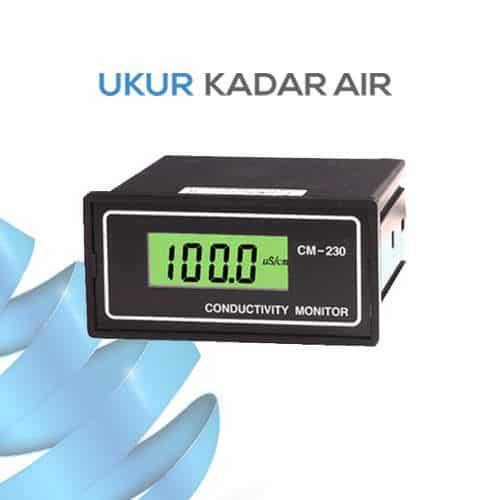 Alat Ukur Konduktivitas Digital dan Portabel CM-330