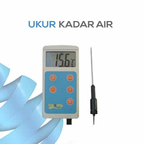Thermometer Daging dan Makanan KL-9891