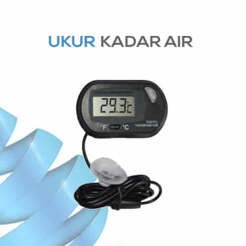 Thermometer Aquarium mini ST-3