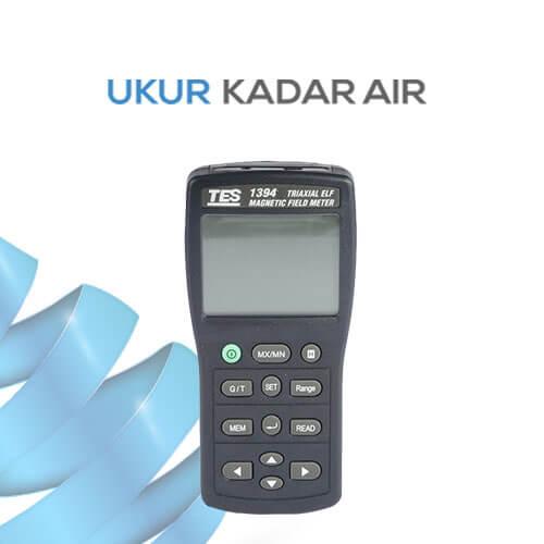Ukur Radiasi Elektromagnetik TES-1394