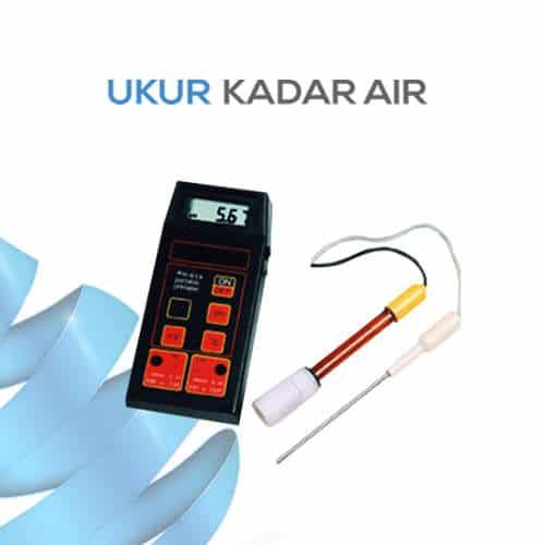 Pengukur Kualitas Air 3 in 1 seri KL-013
