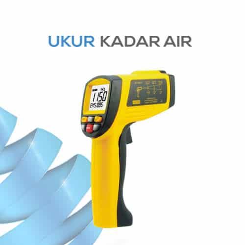 Infrared thermometer Non Kontak seri AMF011A