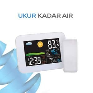 Stasiun Cuaca Weather Station Professional seri AW005