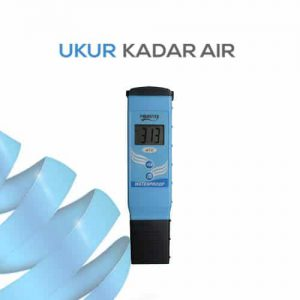 Pengukur pH Waterproof KL-096