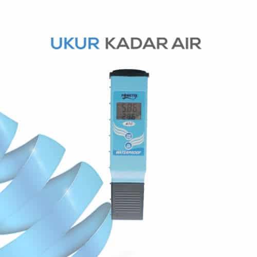 Alat Ukur pH Waterproof KL-097