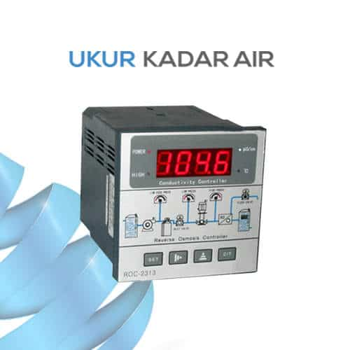 Pengontrol Konduktivitas Air seri ROC-2313