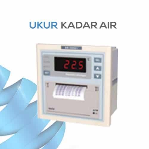 Temperature Data Logger seri DR-200A+ Kapasitas Merekam Data Besar