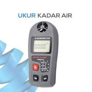 Pengukur Kecepatan Angin Portabel AMF030
