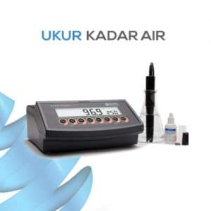 Dissolved Oxygen / DO Meter Fitur GLP HI 2400