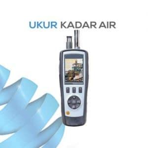 Multi Function Particle Counter AMT18 Penguji Kualitas Udara Portabel