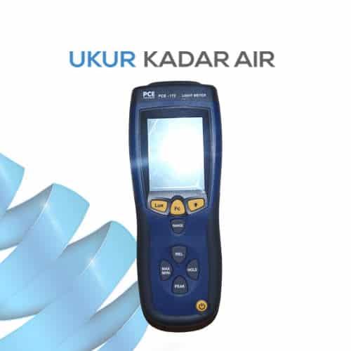 Lux Meter Professional untuk Sektor Industry Portabel dengan Fitur Professional PCE-172
