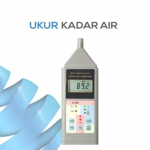 Ukur Tingkat Kebisingan Suara dengan Sound Level Meter Portabel & Digital SL-5868