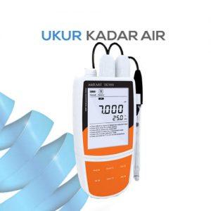 Alat Penguji dan Pengontrol Kualitas Air Professional dan Terbaru 8 in 1 EC910