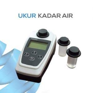 Penguji Tingkat Kekeruhan Air Portabel dan Digital Turbidity Meter seri AMT21