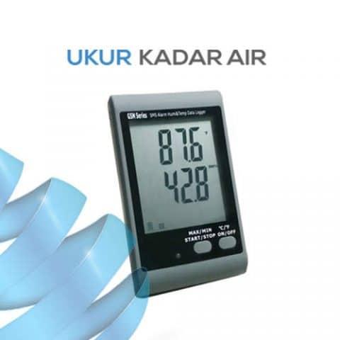 Alat Pemantau Suhu dan Kelembaban AMTAST AMT138