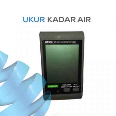 Alat Pemantau Suhu dan Kelembaban AMTAST AMT138E