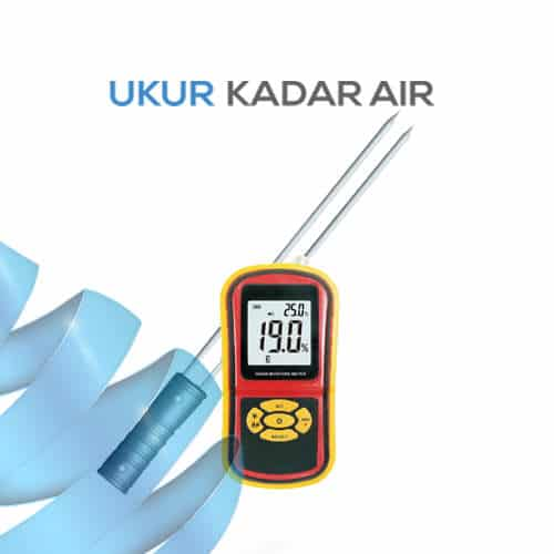 Alat Ukur Kadar Air Bijian AMTAST AMF039