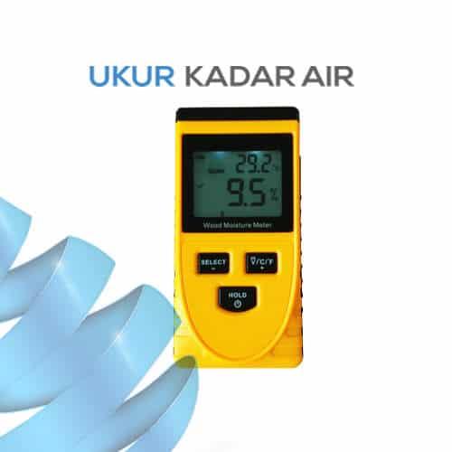 Alat Ukur Kadar Air Dalam Kayu AMTAST AMF041