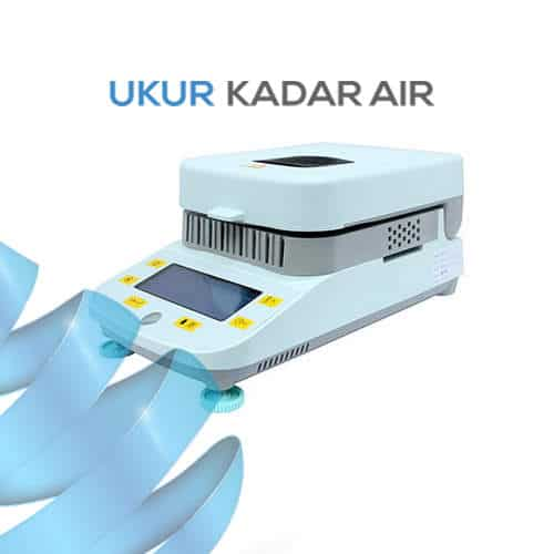 Alat Ukur Kadar Air Halogen AMTAST MB61