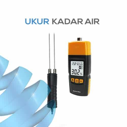 Alat Ukur Kadar Air Kayu AMTAST AMF038