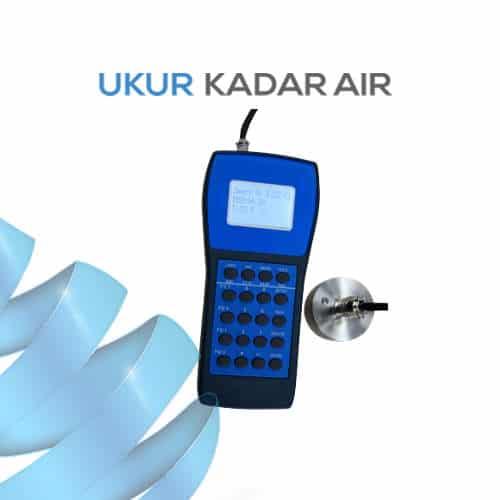 Alat Ukur Kelembaban Aktivitas Air AMTAST MS2100S