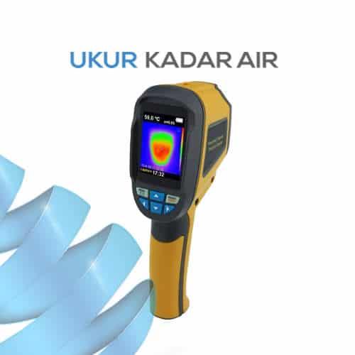 Termometer Inframerah AMTAST AMF101D