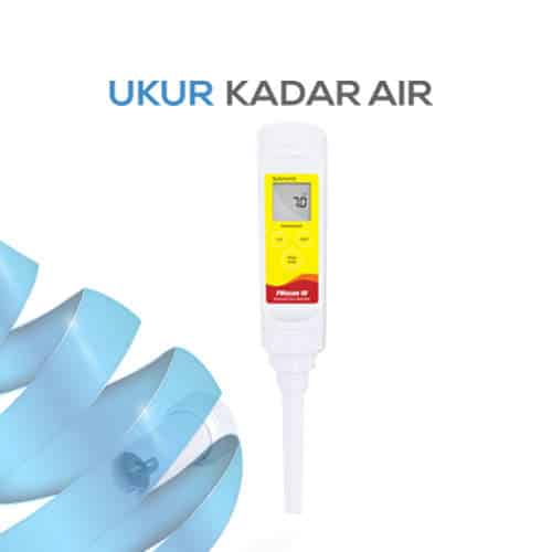Alat Penguji pH Meter AMTAST PH10L
