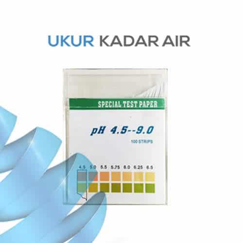 Alat Pengukur pH Kertas AMTAST DF002