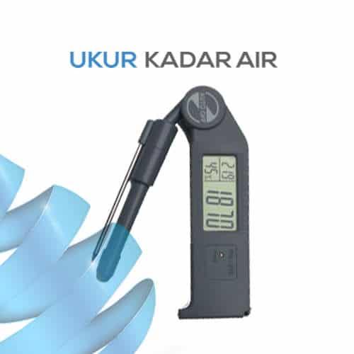Alat Pengukur pH Lipat AMTAST KL0101