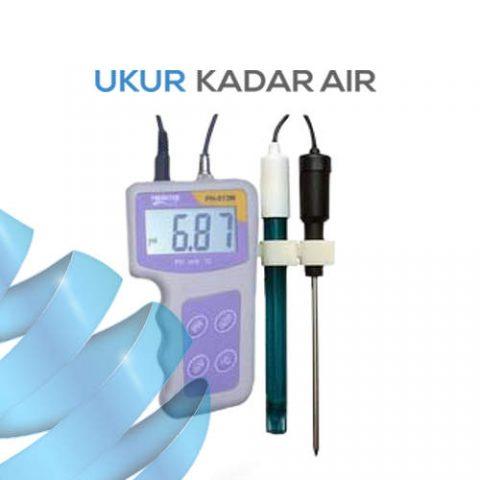 Alat Pengukur pH/mV/Temp AMTAST KL013M