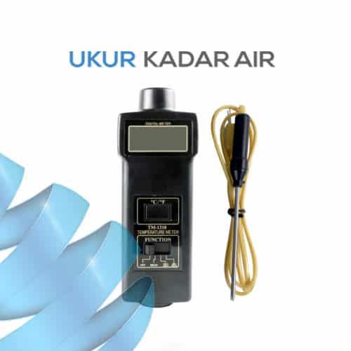 Alat Pengukur Suhu AMTAST TM1310
