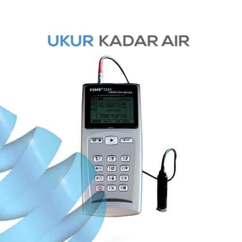 Alat Uji Getaran AMTAST TIME7231