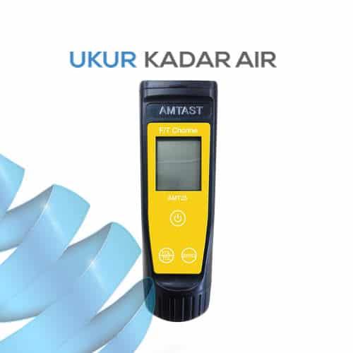 Alat Uji Kadar Klorin AMTAST AMT25F