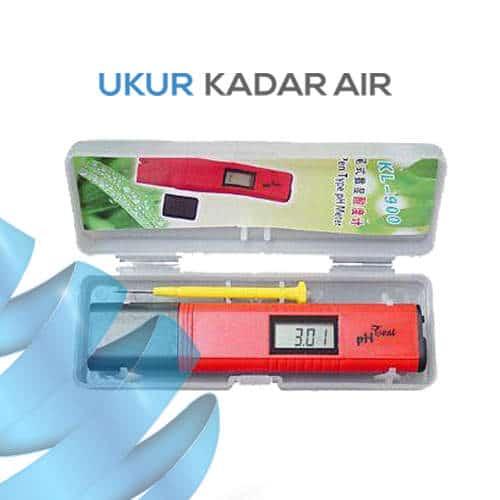 Alat Ukur Kadar pH Air AMTAST KL900