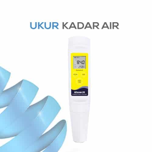Alat Ukur Konduktivitas Air AMTAST CD20