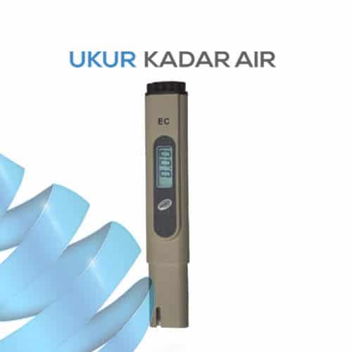 Alat Ukur Konduktivitas Air AMTAST KL1372