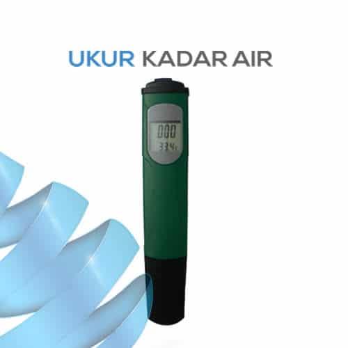 Alat Ukur Konduktivitas Air AMTAST KL1386