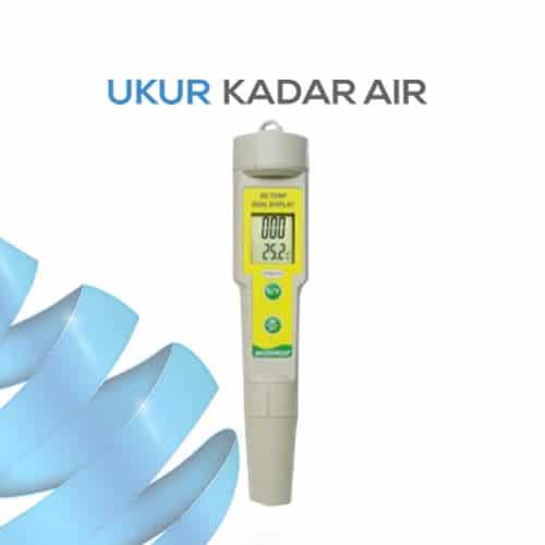 Alat Ukur Konduktivitas Air AMTAST KL1387