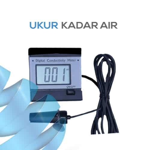 Alat Ukur Konduktivitas Cairan AMTAST KL1383B