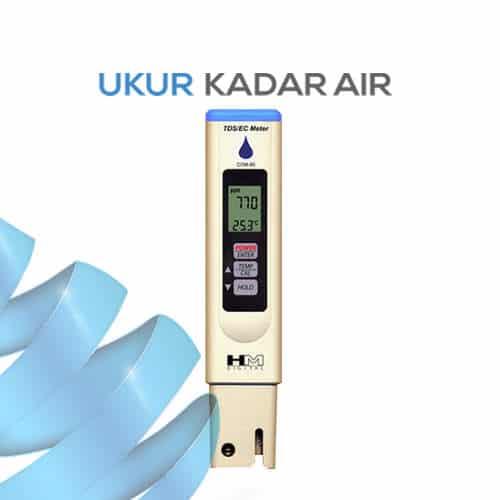 Alat Ukur Konduktivitas dan TDS Air AMTAST COM80