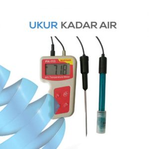Alat Ukur pH dan Suhu AMTAST PH113