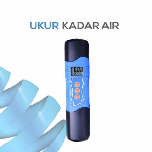 Alat Ukur pH Meter Combo 3 IN 1 AMTAST APH18