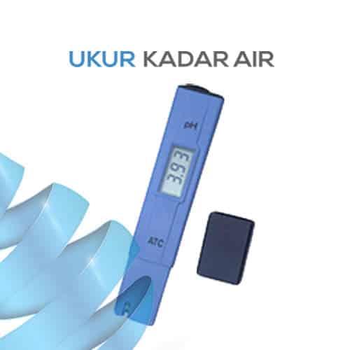 Alat Ukur pH Model Pulpen AMTAST KL009(II)