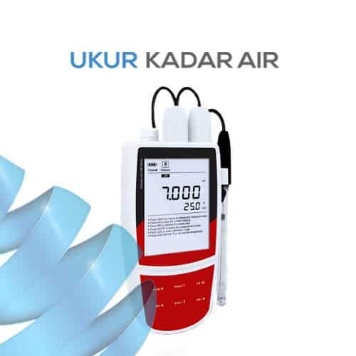 Alat Ukur pH/mV Meter AMTAST PH899