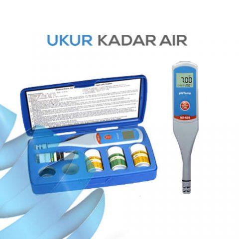 Alat Ukur pH Pocket AMTAST SX620