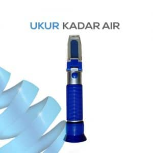 Alat Ukur Refraktometer Portabel AMTAST AMR003