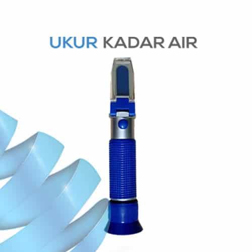 Alat Ukur Refraktometer Portabel AMTAST AMR004