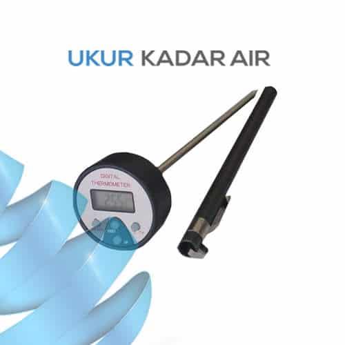 Alat Ukur Suhu Digital AMTAST AMT-4102